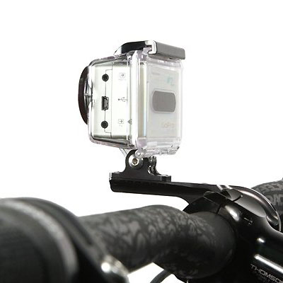 support guidon gopro